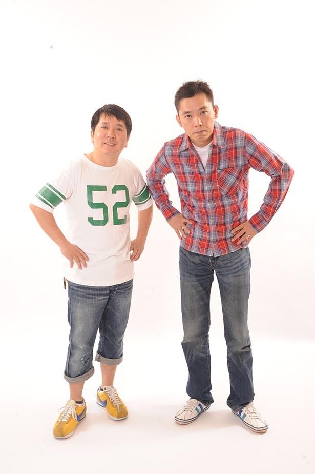 「4夜連続スペシャルエニシバナシ~芸人縁談~」のトリを飾る爆笑問題