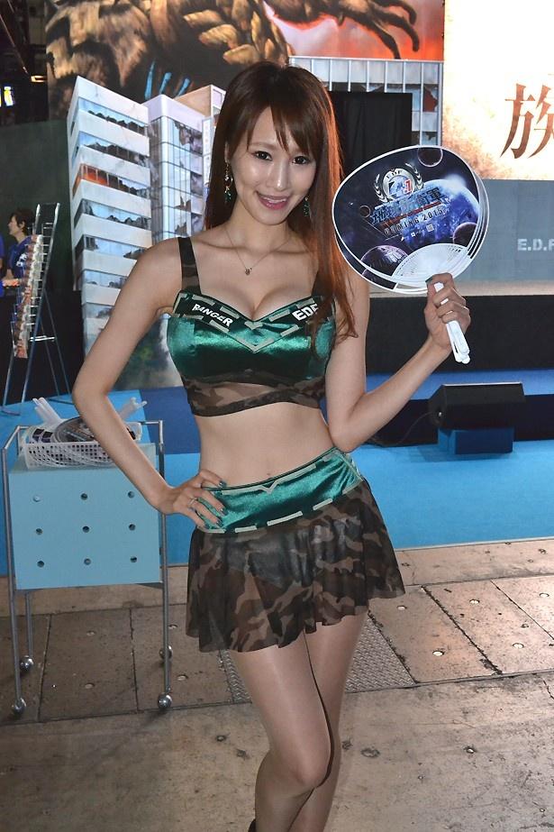 美人コンパニオン画像 in 東京ゲームショウ2014【その2】 10/40