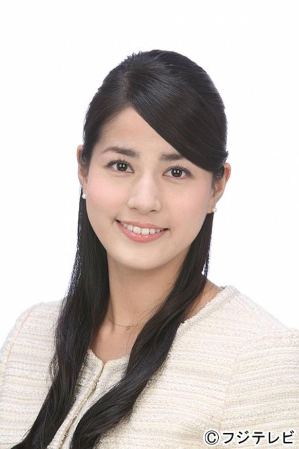 10月から「めざましテレビ」の情報キャスターを担当する永島優美アナ