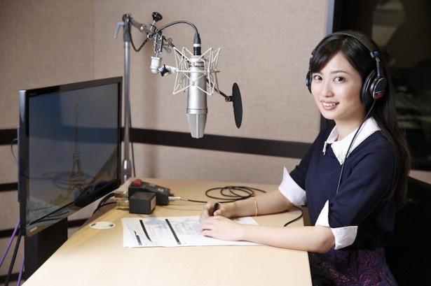 BS朝日の新番組「ヨーロッパいちばん旅行記」でナレーションを務める志田未来がヨーロッパの魅力を伝える