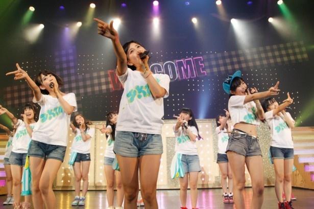 HKT48初となる全国ツアー「HKT48全国ツアー~全国統一終わっとらんけん~」が、石川県よりスタート!