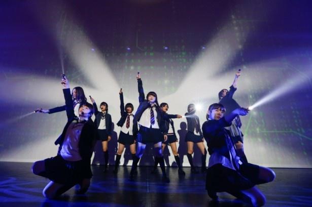 HKT48初となるダンスパフォーマンスタイムも!