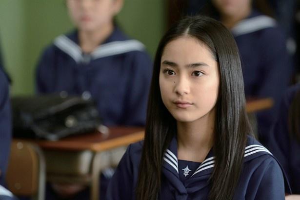 『紙の月』で宮沢りえ扮する梅澤梨花の中学時代を演じる平祐奈