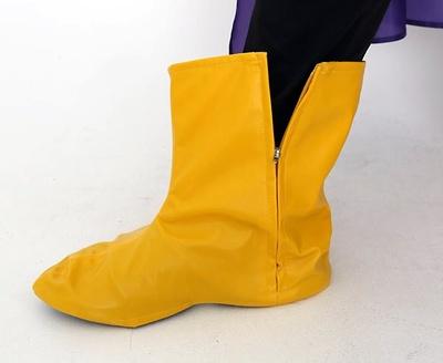 ブーツはこんなデザイン