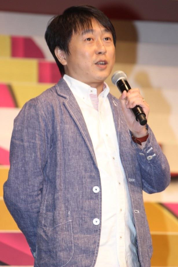 メガホンをとった古澤健監督