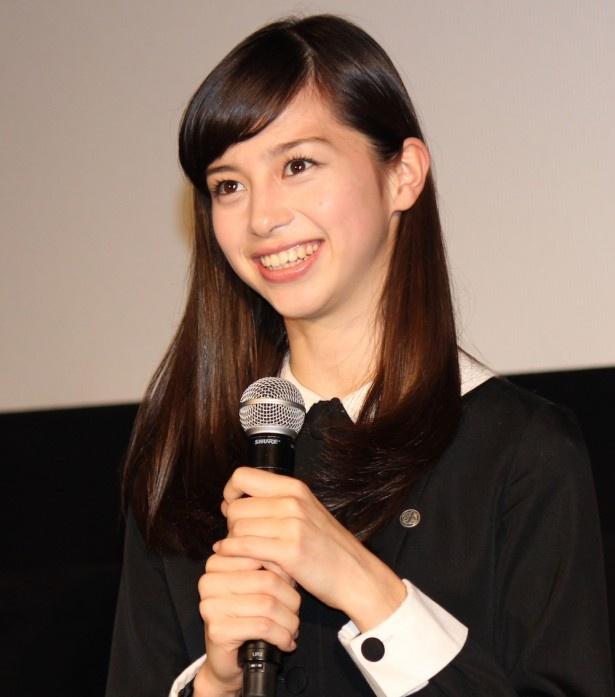 話題の美少女・中条あやみがホラー映画の主演を務める