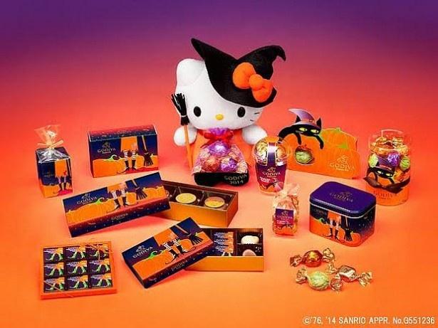 ゴディバが多彩なハロウィン限定商品を発売