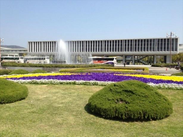 アジアのトップ25で3位に入った広島平和記念資料館