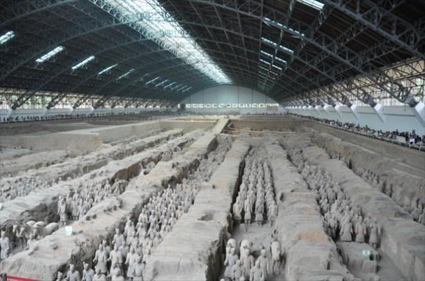 アジアの人気博物館&美術館1位は中国・西安の「秦始皇兵馬俑博物館」
