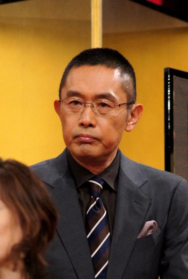 内藤は長州藩の重臣・椋梨藤太を演じる