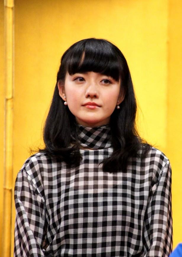 松下村塾の塾生・吉田稔麿の妹・吉田ふさを演じる小島