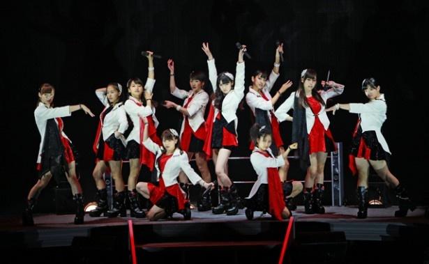 11月26日(水)の道重さゆみ卒業を前に、9月30日(火)には12期メンバーの加入も控えるモーニング娘。'14。今後の展開から目が離せない!