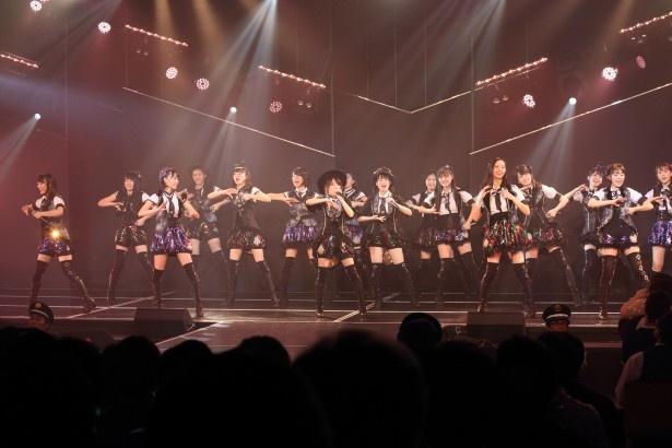多田は、「たかみな(高橋)が出てきてから、メンバーのみんなもいつも以上に気合いが入った感じでした」と振り返る