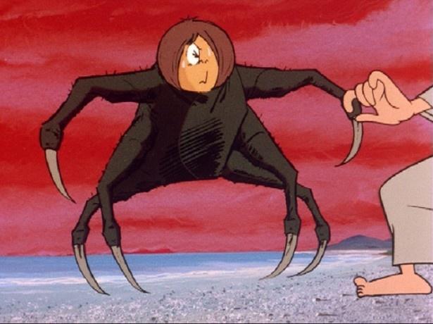 「牛鬼編」では悪い妖怪に取りつかれて鬼太郎が牛鬼に!?