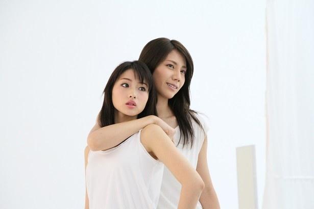 石原さとみと松下奈緒が正反対の姉妹役を演じる「ディア・シスター」
