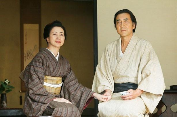 実力派俳優の名演と共に、岡田の刀さばきにも注目!