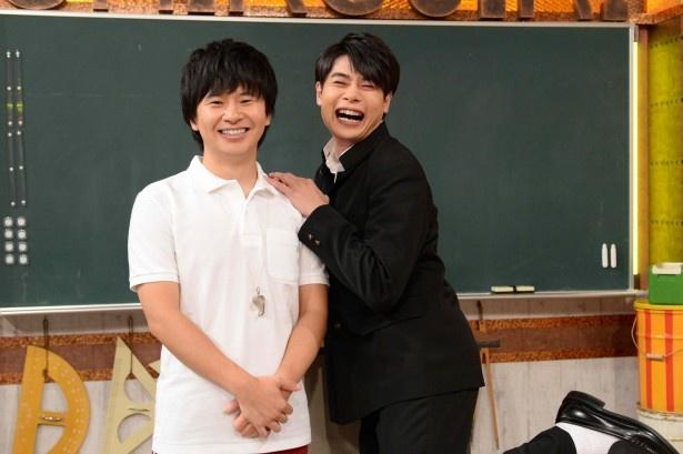 【写真を見る】若林と吉村はオリエンタルラジオの熱い授業に胸を打たれる!
