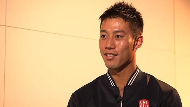 錦織選手は9月29日(月)から始まる「楽天ジャパンオープン2014」に出場する
