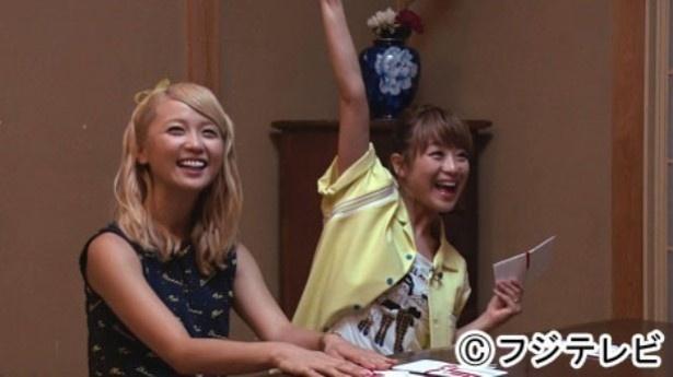 「バイキング」木曜日のコーナー「E-girls Ami&鈴木奈々のオトナのマナー講習」