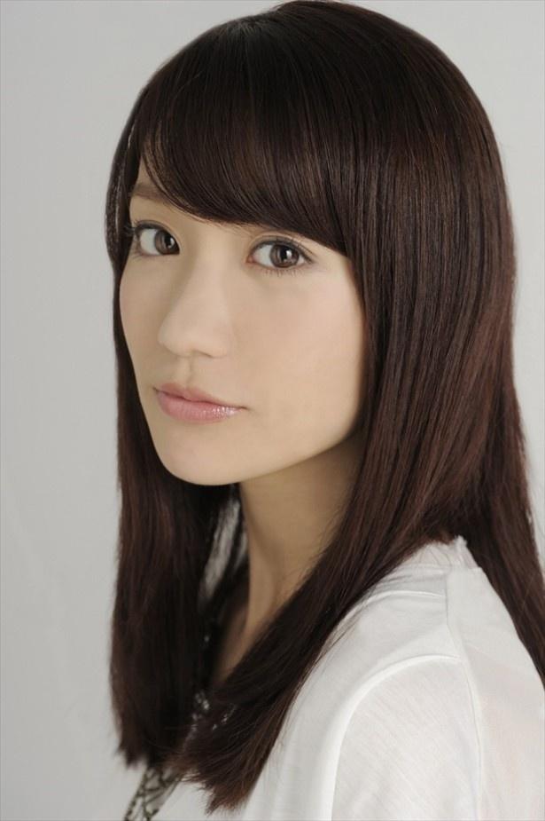 ALOOK by 眼鏡市場の新イメージキャラクターになった大島優子