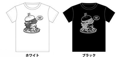 オリジナルデザインのTシャツもあり