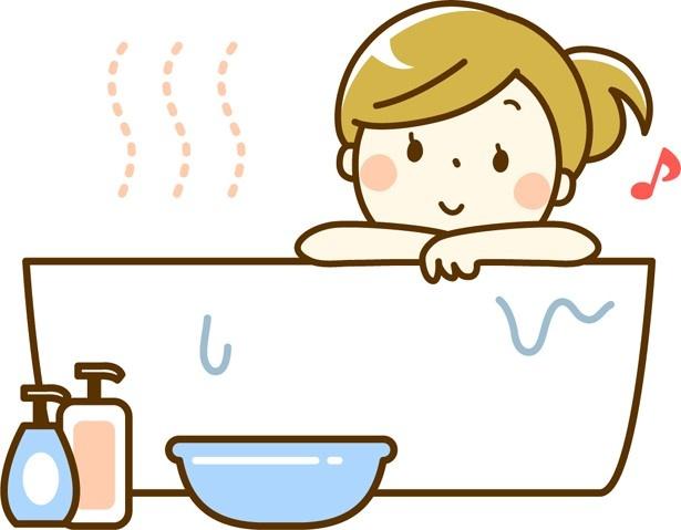 バスタイムの洗顔&クレンジングで美肌に!