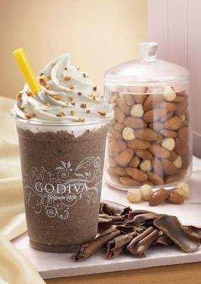 ショコリキサー ミルクチョコレート ナッツ¥590