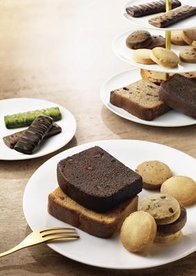 パティスリー アソートメントは焼き菓子の詰め合わせ。9個入¥2160ほか。取扱いアイテムは店舗で異なる。※写真はイメージ