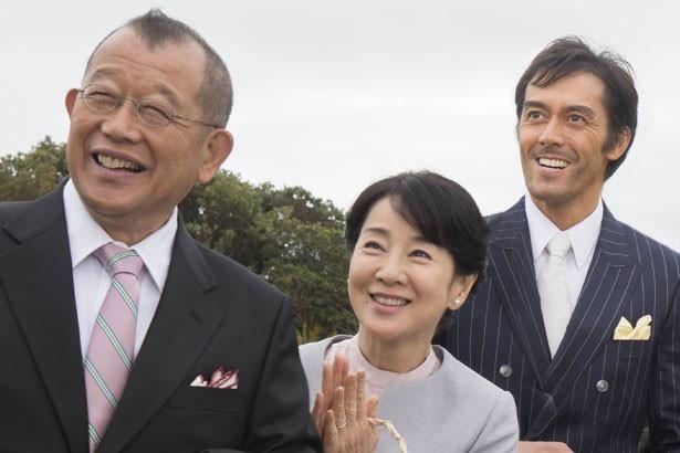 吉永小百合が自身初の企画を務めた『ふしぎな岬の物語』が首位スタート!