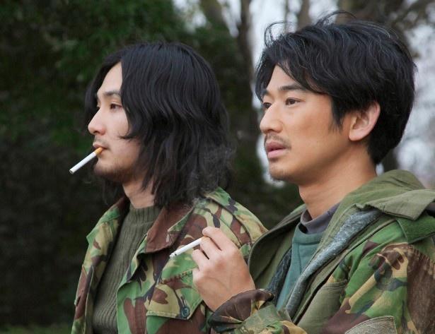 多田と行天の名コンビがいろんな騒動に巻き込まれていく