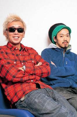 Massattackさん(左)は上大岡がジモト。中学時代は800mで横浜市2位になったこともあるそう!