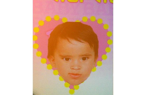 眉毛が微妙!? 濃い顔だった松下由樹×岡田浩暉の赤ちゃん