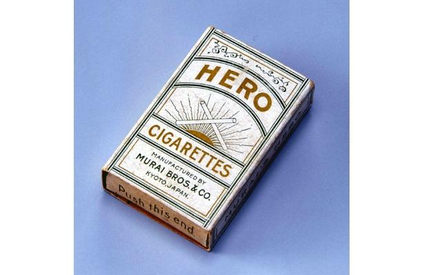 この「HERO」なんと、明治27時代のもの!