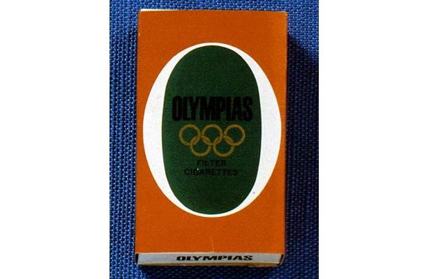 「オリンピアス」は東京オリンピック寄付金付き