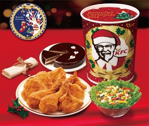 ケンタッキー クリスマス バーレル