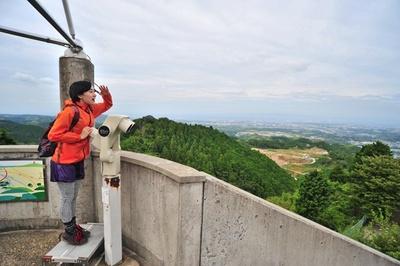 初心者でも楽しめる槇尾山ハイキングで爽快な森林浴を満喫! 展望台からの大パノラマを楽しもう