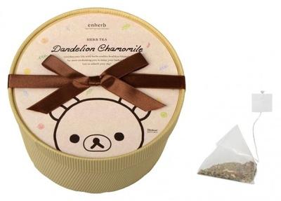 ティーバッグでお手軽な「ダンディライオン&カモミール」(30包入り/2916円)