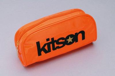 マチが広く収納力がある「kitsonコスメバッグ」(5040円)