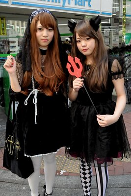 美人コスプレイヤー画像 in 池袋ハロウィンコスプレフェス2014 28/40
