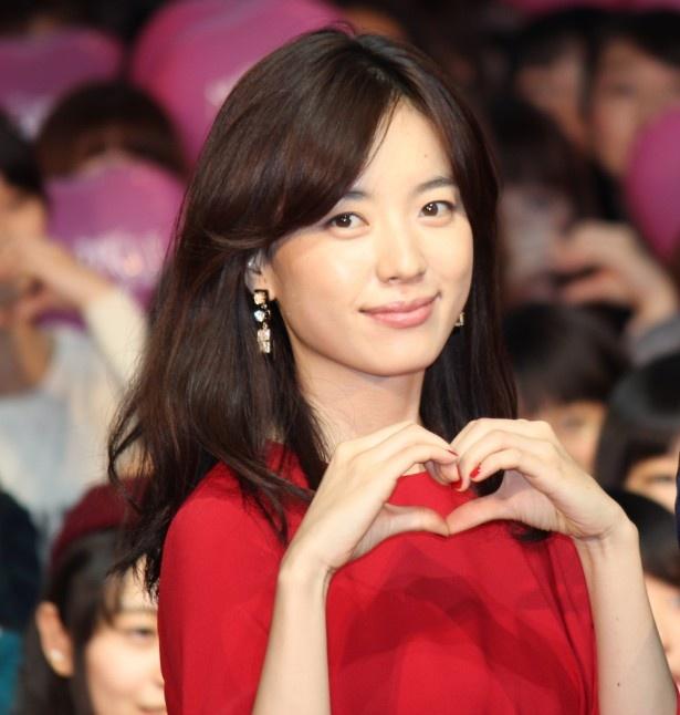 """韓国で""""視聴率女王""""の異名をとるハン・ヒョジュ 韓国で""""視聴率女王""""の異名をとるハン・ヒョジュ"""