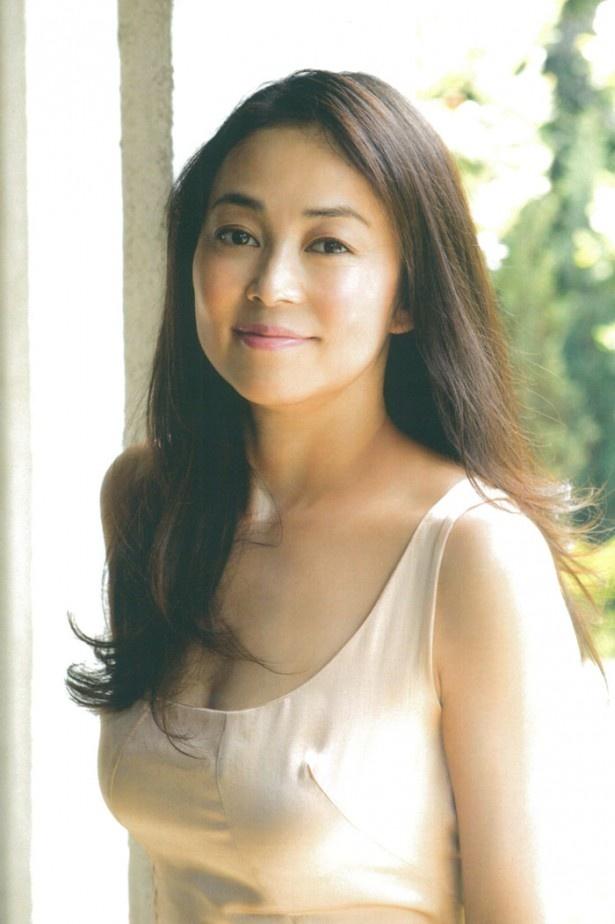 水木英昭プロデュース初参加でヒロインを務める中島知子