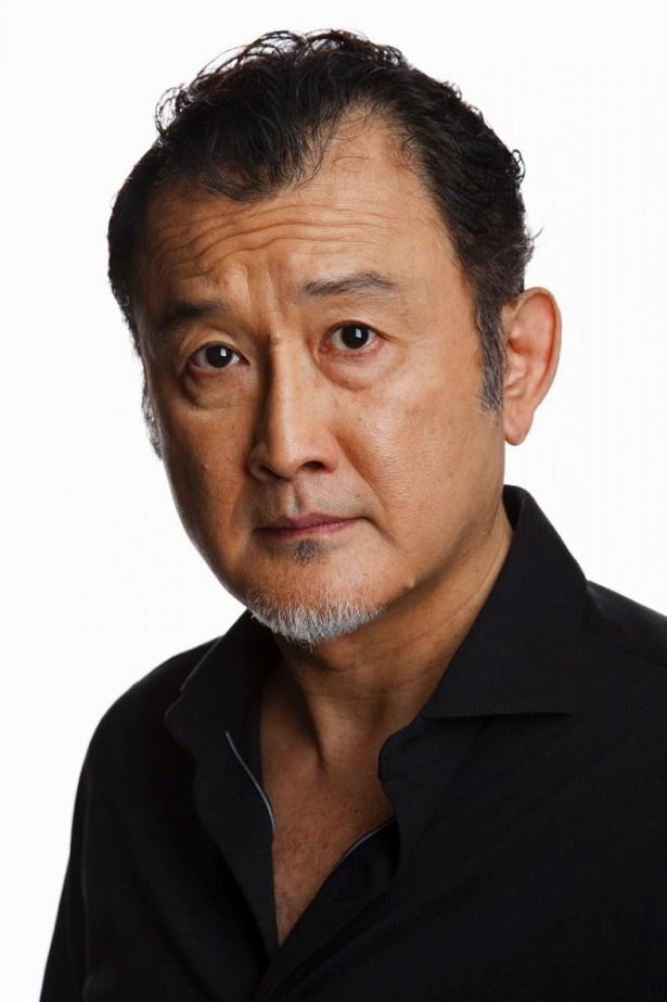 「東京センチメンタル」でバツ3独身の和菓子職人を演じる吉田鋼太郎