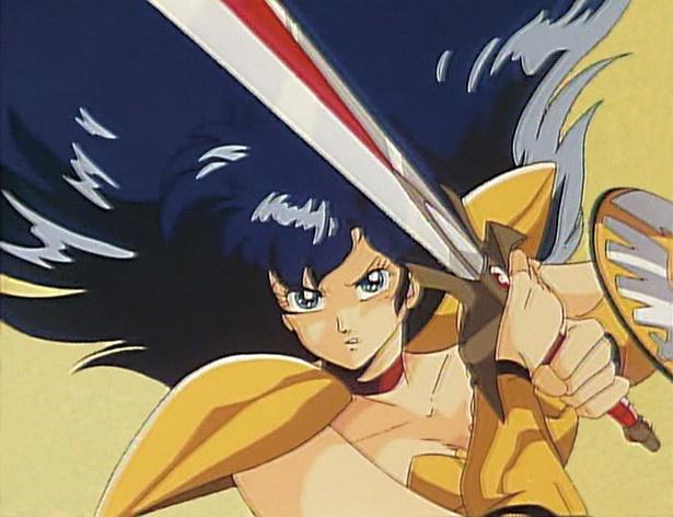 初めて監督を務めたという『夢幻戦士ヴァリス』のプロモ―ションアニメ