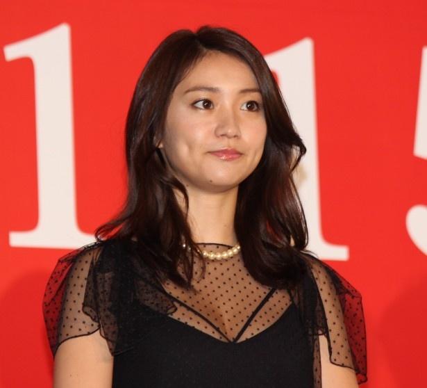相川恵子役の大島優子