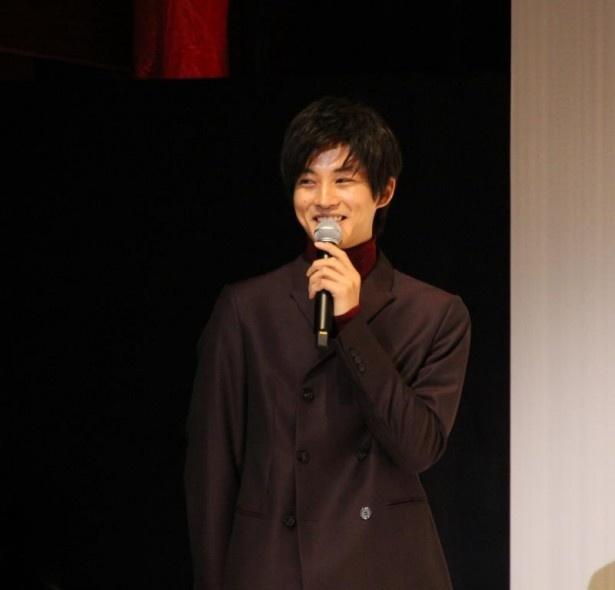 ファイナリストの個性的なパフォーマンスに笑顔の絶えない松坂桃李