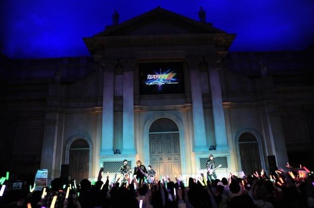 ライブのひと幕