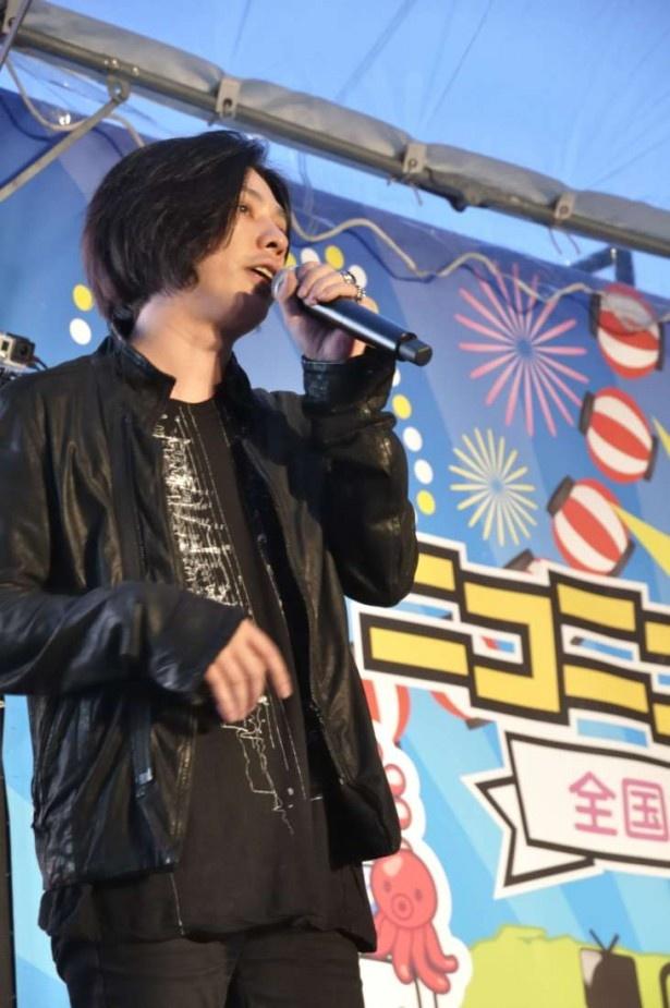 ニコニコで人気の歌い手・蛇足さんも「町歌ってみた」に登場