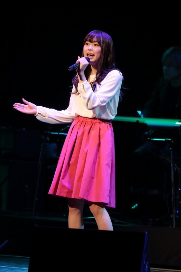中村瞳子の自由曲はJUJUの「Hello,Again ~昔からある場所~」
