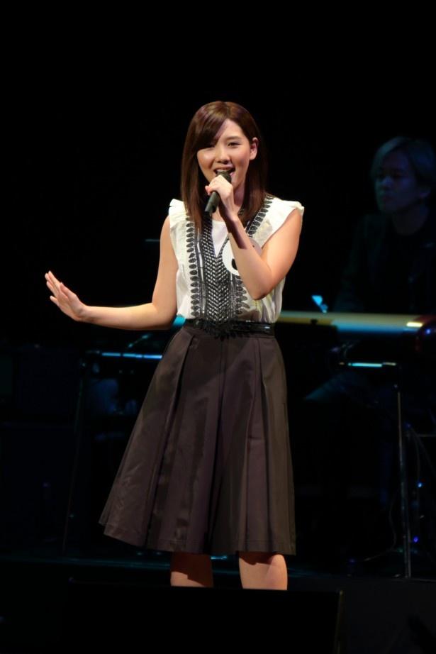 松田紋佳の自由曲はAIの「Story」