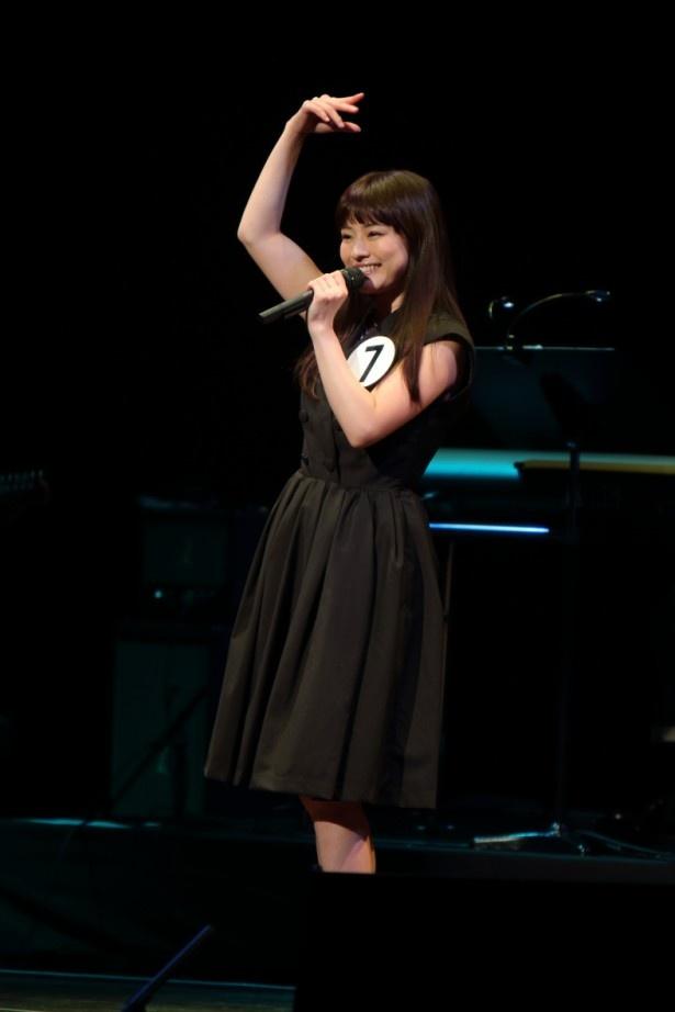 生田若菜の自由曲はChe'Nelleの「Believe」